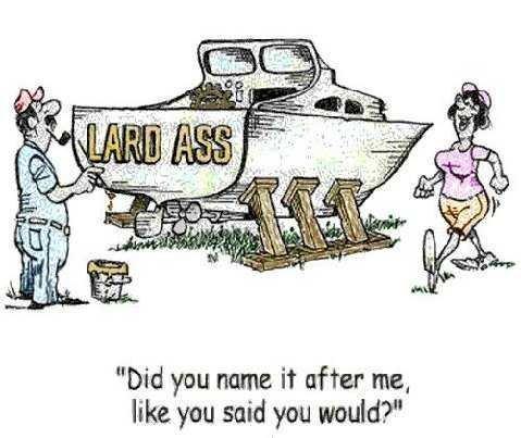 The Frugal Mariner: Sailing Humor